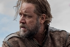 Russell Crowe builds an ark and saves mankind as the star of Noah.