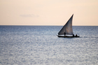 Fishermen on a dhow off the coast of Tanzania. Photo / Thinkstock