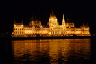 Hungary's impressive parliament buildings on the banks of the Danube. Photo / Justine Tyerman