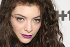 New Zealand singer Lorde. Photo / WireImage