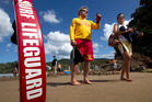 Lifeguards are preparing as holidaymakers flock to beaches. Photo / Alan Gibson