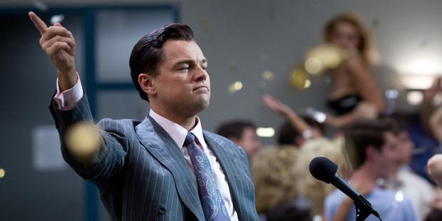 Leonardo DiCaprio playing Jordan Belfort is impossible to dislike.