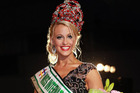 Casey Radley says she's shocked at her third placing in Miss International because she's not