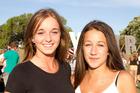 Danielle Joyes and Kayla Gage.