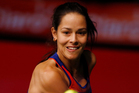Serbian tennis star Ana Ivanovic is looking forward to playing at the 'cosy little centre court' in Auckland. Photo / AP