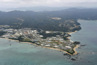 The US military base on Okinawa is set to relocate. Photo / AP
