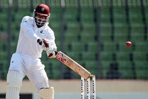 West Indies' Chris Gayle. Photo / AP