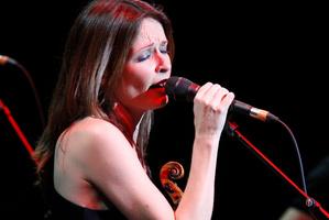 Irish singer Sharon Corr. Photo / Natalie Slade