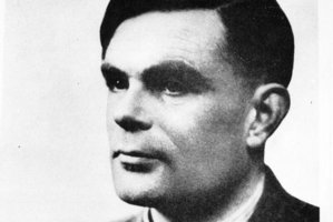 Alan Turing, wartime cryptographer, mathematician. Photo / File
