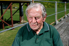 Alan Richards will be remembered as one of the countries most distinctive cricket commentators.Photo / Sylvie Whinray