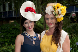 More than 20,000 people are expected to flock to Ellerslie Racecourse. Photo / NZ Herald