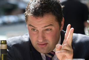 Duncan Garner. Photo / Mark Mitchell