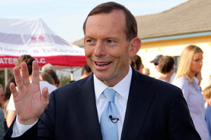 Susan Butler, editor of the Macquarie Dictionary, described Abbott's personal agenda as 'ludicrous and time-wasting'. Photo / AP