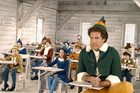 Will Ferrell stars in the Christmas movie 'Elf'.