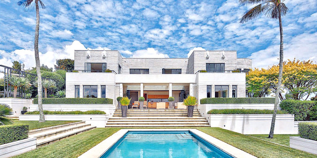 Valued at $7.7 million, the St Heliers property was sold on March 29.