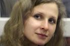 Maria Alyokhina called her Kremlin-backed amnesty release a public stunt.