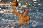 NZ under-15 water polo rep Justin Pickering. Photo/Supplied.