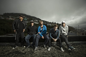 Shapeshifter are among the bands playing at Robrosa Station for Rhythm and Alps.
