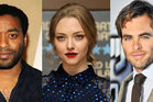 Chiwelel Ejiofor, Amanda Seyfried and Chris Pine are due to star in the film
