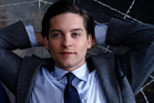 The movie will be produced by Hollywood star Tobey Maguire's company. Photo / File