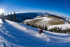 Sunset skiing at Beaver Creek Resort in Colorado. Photo / Thinkstock
