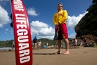 Champions of the Coromandel Lifeguard Gary Hinds. Photo / Alan Gibson