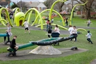 Wanganui's Kowhai Park playground. Photo/File
