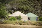 Miriama Kamo's Waiheke home isn't your usual bach.