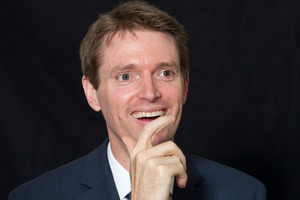 Colin Craig has been named Politician of the Year by Jane Clifton as she says his ability to keep his MP-less party in the headlines has been remarkable. Photo / Mark Mitchell