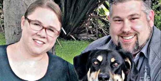 SHOT TWICE: Kiwis Kathy and Andrew McLarenwere caught up in a Nairobi mall shooting. Despite the experience, Andrew can't wait to get back to his job in Kenya.