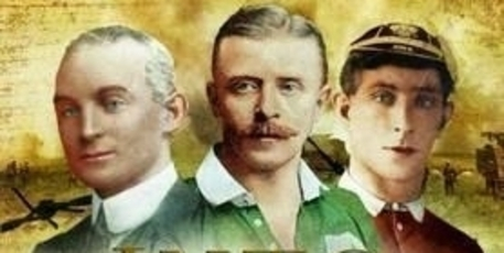 The new book Into Touch: Rugby Internationals Killed in the Great War.