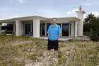 John Key's beach property at Omaha is now worth more than $3 million. Photo / APN