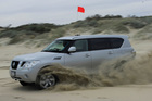 The 2013 Nissan Patrol was launched in Australia this week and is competition for Toyota's Land Cruiser. PHOTO: Phil Hanson
