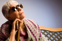 How much would blindness affect your lifestyle?Photo / Thinkstock