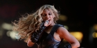 View: Beyonce performs at the Super Bowl