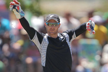 Brendon McCullum of New Zealand. Photo / Getty Images.