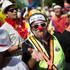 "Revelers participate in the ""Carmelitas"" street carnival parade in Rio de Janeiro, Brazil. Photo / AP"