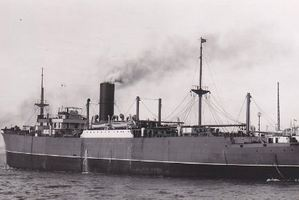 The MV Limerick was owned by the Union Steam Ship Company and used between Sydney and Brisbane. Photo / Supplied
