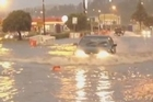 Footage of the excess water throughout Porirua after heavy rain fell on the area yesterday. Courtesy: YouTube/adimw