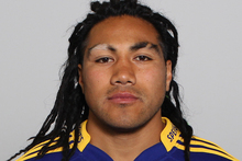 Ma'a Nonu made a bold statement in his first hit-out of the season at Whitestone Contracting stadium in Oamaru tonight. Photo / Getty Images.