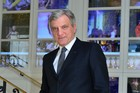 Dior CEO Sidney Toledano flew to Sydney for the boutique opening. Photo / Supplied