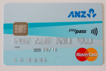A new Mastercard that won't need a name or a signature on it. Photo / Natalie Slade