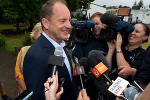 David Shearer. Photo / Brett Phibbs