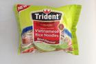 Vietnamese Rice Noodles Beef Flavour. $0.97 per 55g.  Photo / Supplied