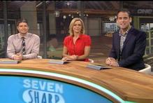 Jesse Mulligan, Alison Mau and Greg Boyed. Photo / Supplied