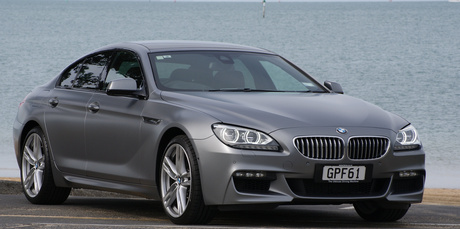 Based on a four-door car that was based on a two-door car, BMW's four-door Gran Coupe is complex, but wonderful. Photo / David Linklater