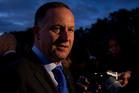 Prime Minister John Key has spoken at Treaty Grounds at Waitangi.Photo / Sarah Ivey