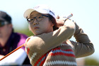 Lydia Ko. Photo / Geoff Sloan