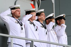 Australia has sent some of its sailors to NZ to help. Photo / Australian Defence Force