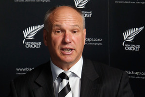 New Zealand Cricket CEO David White.  Photo / Getty Images